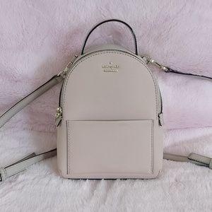 kate spade jackson street pink mini backpack bag